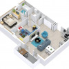 Appartement appartement neuf Canteleu - Photo 3