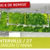 Terrain terrain a bâtir Pinterville - Photo 1