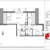 Vente appartement La balme de sillingy 230000€ - Photo 1