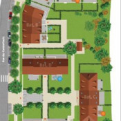 Sale apartment Montfort l amaury 432500€ - Picture 3