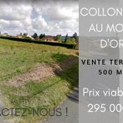 Vente terrain Collonges-Au-Mont-d'Or
