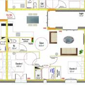 Vente appartement Rodez 145362€ - Photo 1