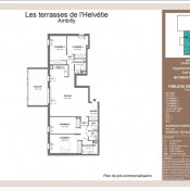 Vente de prestige appartement Ambilly 612 000€ - Photo 2