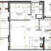 Vente appartement Pau 217000€ - Photo 2