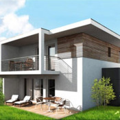 Vente maison / villa Messery 492000€ - Photo 1