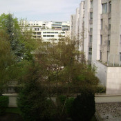 Rental apartment Neuilly