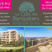 Vente appartement Antibes