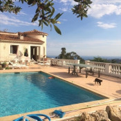 Deluxe sale house / villa Nice 1155000€ - Picture 1