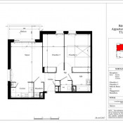 Vente appartement Larringes 194000€ - Photo 2