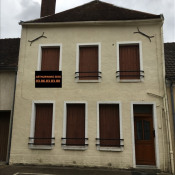 Sale house / villa Villeneuve l archeveque 87 000€ - Picture 1