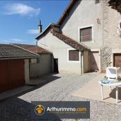 Vente maison / villa Lavours 100000€ - Photo 1