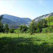 Vente terrain Beauvezer