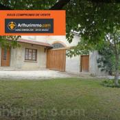 Sale house / villa Bellegarde poussieu 164000€ - Picture 1