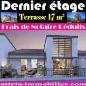 Vente de prestige appartement Nimes