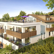 Deluxe sale apartment Monnetier Mornex