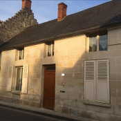 Vente maison / villa Soissons 136000€ - Photo 1