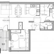 Vente appartement La Rosiere