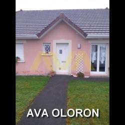 Maison contemporaine PROCHE OLORON