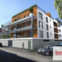 Appartement neuf romans sur isere - 3 pièce (s) - 65 m²