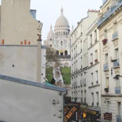 2 pièces - 75018 Paris
