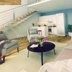 Splendide 3 pièces de 85 m² à Menton