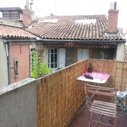 Toulouse Saint sernin - T2 46m² avec balcon