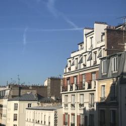 Vente appartement Paris square ste croix / square ernest goui