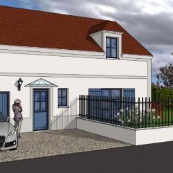 Lot 5: maison 125.20 m² 4 chambres sur terrain de