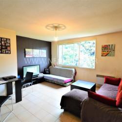 Appartement T2 de 41m² en dernier étage