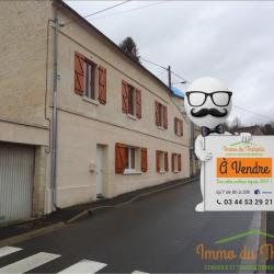 MAISON DE VILLE CRAMOISY - 5 pièce(s) - 110 m2
