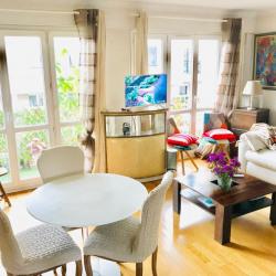 EXCLUSIVITÉ: ALESIA/DIDOT Appartement 2/3 pièces avec balco