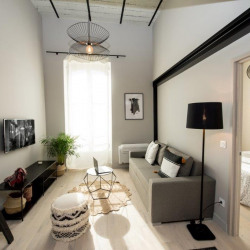 Appartement nice carre d'or - loft 34.89 m² + 11