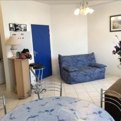 Appartement vaux sur mer - 2 pièce (s) - 44 m²