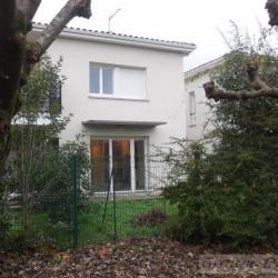 Maison T3 duplex jardin