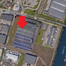 Entrepôts et bureaux port de Strasbourg