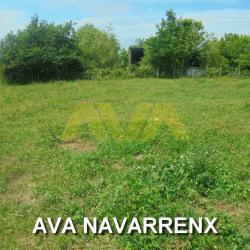 Terrain entre Navarrenx et Sauveterre
