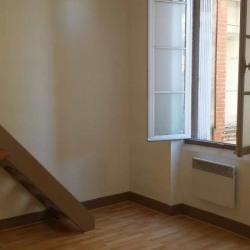 Toulouse les chalets - t1bis mezzanine 25m²