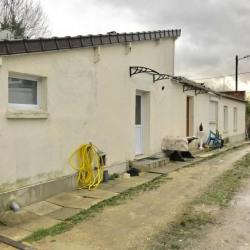 Maison divisée en 4 lots
