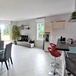 Appartement 72 m² dernier étage