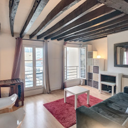 Vente Appartement Paris SQUARE DU TEMPLE - 25 m²