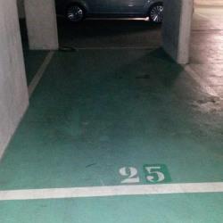 Deux places des parkings dispo de suite au 2ème s/sols