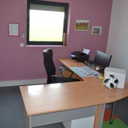 Bureaux et hall 50 m²