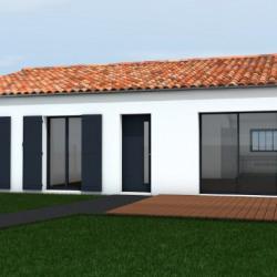 Maison salles sur mer - 5 pièce (s) - 120 m²