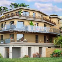 PROGRAMME NEUF: Grand studio et sa terrasse