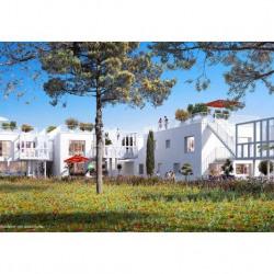 Appartement Neuf LA ROCHELLE - 2 pièce (s) - 49 m²