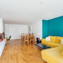 Sale Apartment Paris Belleville - 75m2
