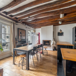 Vente Appartement Paris SACRÉ-COEUR - 90 m²
