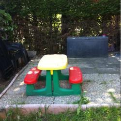 Toulouse - T3 spacieux avec jardin