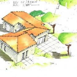VENDS Maison Mours Saint Eusebe 5 pièce (s) 130 m²