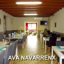 Murs et fonds de commerce de bar restaurant à Navarrenx